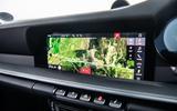 Porsche 911 Carrera S 2019 road test review - navigation
