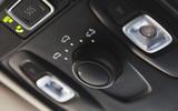 Renault Captur 2020 road test review - sunroof controls