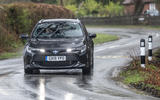Toyota Corolla Touring Sports 2019 road test review - on the road front