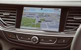Vauxhall Insignia Sports Tourer GSI review infotainment