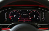 Volkswagen Polo GTI 2018 road test review lap timer