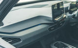 20 VW ID 3 2021 road test review interior trim