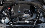 2.0-litre BMW 528i engine