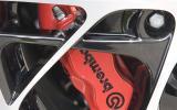 Renaultsport Megane 250 Brembo brakes