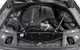 3.0-litre BMW 535i petrol engine