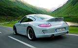 2012 997 Porsche 911 Sport Classic