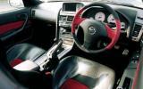 Nissan Skyline GT-R Z-Tune dashboard