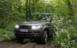 New options for Range Rover and Range Rover Sport