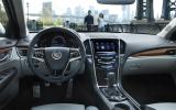 Cadillac ATS coupe revealed