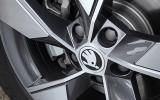 Skoda Octavia Scout alloy wheels