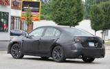 2015 Subaru Legacy revealed for first time