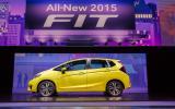 New Honda Fit gets Detroit debut