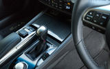 Lexus GS automatic gearbox