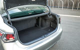 Lexus GS boot space