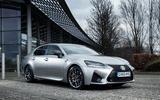 3.5 star Lexus GS F