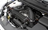 2.5-litre Ford Focus RS Mk2 engine
