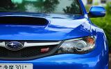 Subaru Impreza WRX STI front grille