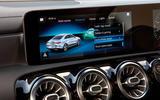 Mercedes-Benz CLA 2019 road test review - ADAS settings