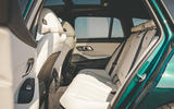 Alpina B3 Touring 2020 road test review - rear seats