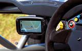 Ariel Atom 4 2019 road test review - navigation