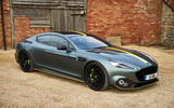 Aston Martin Rapide AMR 2019 first drive review - static front