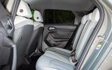 Audi A1 S Line 2019 road test review - rear seats