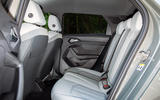 Audi A1 S Line 2019 road test review - rear seats