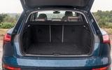 Audi E-tron 55 Quattro 2019 road test review - boot