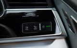 Audi Q8 50 TDI Quattro S Line 2018 road test review - light controls