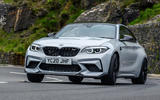 BMW M2 CS 2020 road test review - on the road front