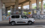 Citroen Berlingo 2018 road test review - on the road side