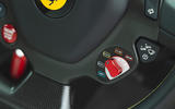 Ferrari 488 Pista 2019 road test review - drive mode controls