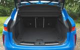Jaguar F-Pace SVR 2019 road test review - boot