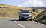 Kia Sorento 2018 road test review cornering front