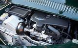 Morgan Plus Four 2020 road test review - engine