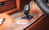Morgan Plus Six 2019 road test review - centre console