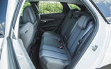 21 Peugeot 3008 2021 RT rear seats