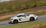 Porsche 718 Cayman GTS 2018 review on the road right
