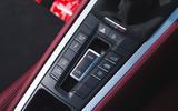 Porsche 718 Spyder 2020 road test review - buttons