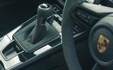 21 Porsche 911 GT3 2021 RT centre console