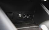 Renault Captur 2020 road test review - USB ports