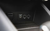 Renault Captur 2020 road test review - USB ports
