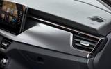 Skoda Kamiq 2019 road test review - dashboard trim