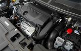 Vauxhall Grandland X Hybrid4 2020 road test review - engine