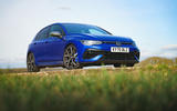 21 Volkswagen Golf R 2021 RT static front