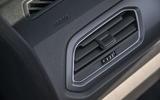 Volkswagen T-Roc Cabriolet 2020 road test review - air vents