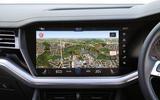 Volkswagen Touareg 2018 road test review satnav