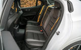 Volvo S60 Polestar Engineered 2020 road test review - rear seats