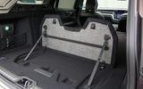 Volvo V60 2018 road test review boot divider