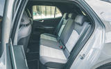 21 VW ID 3 2021 road test review rear seats